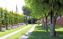 Residence Casa Fiorita - Ingresso