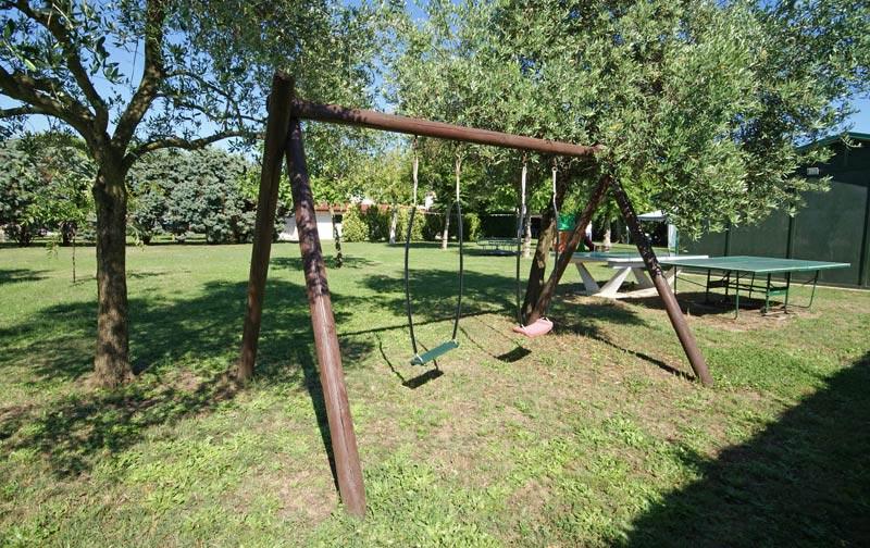 Residence Casa Fiorita - Parco Giochi