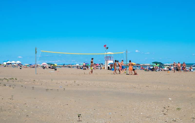 Spiaggia di Cavallino Treporti - Beach Volley