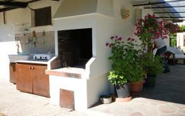 Residence Casa Fiorita - Barbecue
