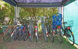 Residence Casa Fiorita - Biciclette