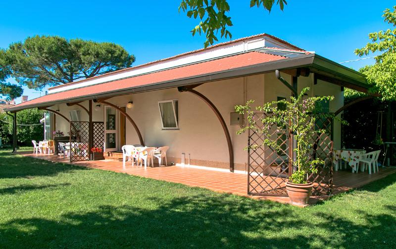 Residence Casa Fiorita - Gli appartamenti al piano terra
