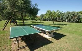 Residence Casa Fiorita - Tavoli da ping pong