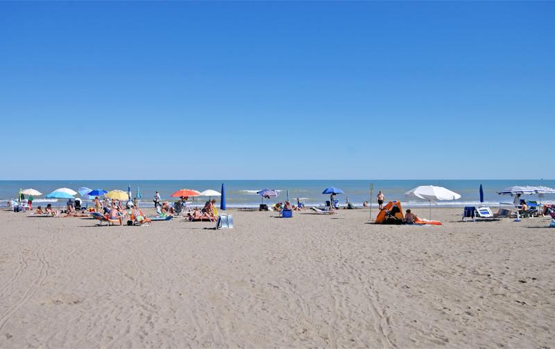 Spiaggia di Cavallino Treporti