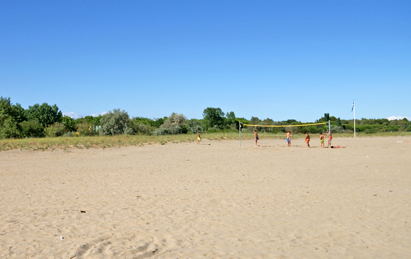 Spiaggia di Cavallino - Beach Volley