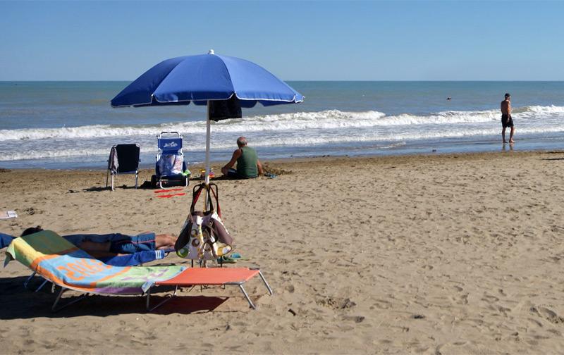 Spiaggia Libera Cavallino